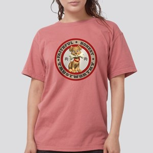 """Year of the Dog [Red & Brown T-Shirt"